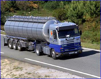 Décret d'application Grenelle : Affichage CO2 des transports dans GES poids-lourd-heavy-duty-vehicle